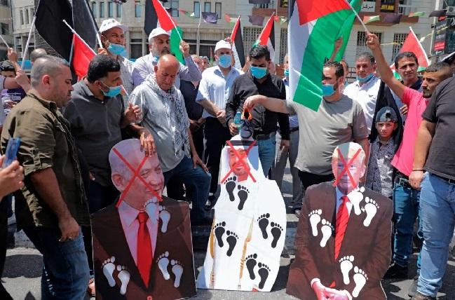 الجامعة العربية تسقط طلبًا فلسطينيًا يدين تطبيع الإمارات وإسرائيل