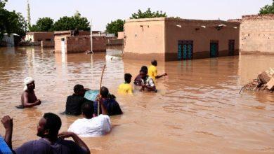 صورة قطر تتبرع بـ14 مليون $ لإنقاذ السودان من الفيضانات