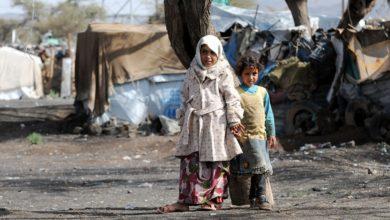 صورة ميليشيا الحوثي ارتكبت 66 ألف انتهاك بحق الأطفال في اليمن