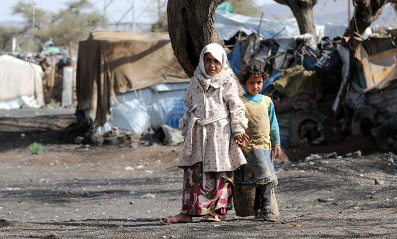 ميليشيا الحوثي ارتكبت 66 ألف انتهاك بحق الأطفال في اليمن