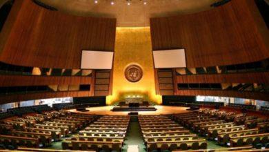 فيروس كورونا حول العالم في اجتماعات الجمعية العامة للأمم المتحدة إلى عالم افتراضي