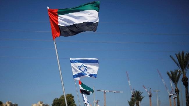 نشطاء إماراتيون يرفضون اتفاق التطبيع وفتح سفارة إسرائيلية في الإمارات