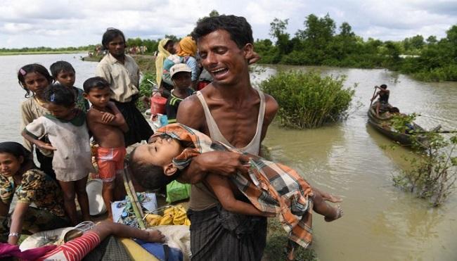 يواجه الروهينغا حرب إبادة من النظام العسكري في ميانمار منذ سنوات طويلة