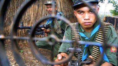 جيش ميانمار مارس إبادة جماعية وجرائم فطيعة ضد الروهينغا المسلمين