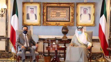 صورة الحلبوسي يبحث تأجيل سداد ديون العراق للكويت وإنهاء ملف المفقودين