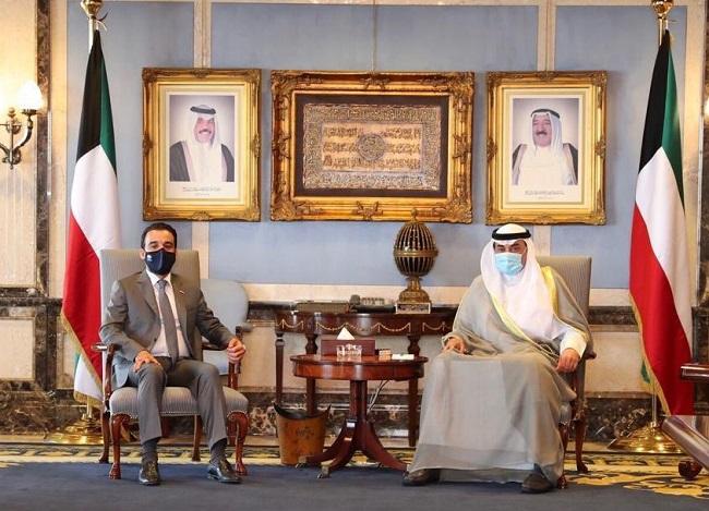 الحلبوسي يبحث تأجيل سداد ديون العراق للكويت وإنهاء ملف المفقودين