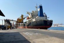 صورة وصول أول باخرة قمح من أوكرانيا إلى السعودية باستثمار المملكة