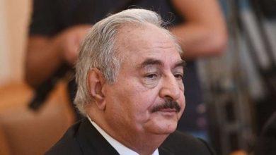 """صورة تقرير: حفتر """"المهمش"""" ورقة للسيطرة على ليبيا وأداة في مواجهة تركيا"""