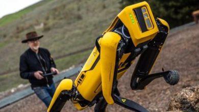 صورة Boston Dynamics تطرح روبوت رباعي الأرجل Spot في أسواق جديدة