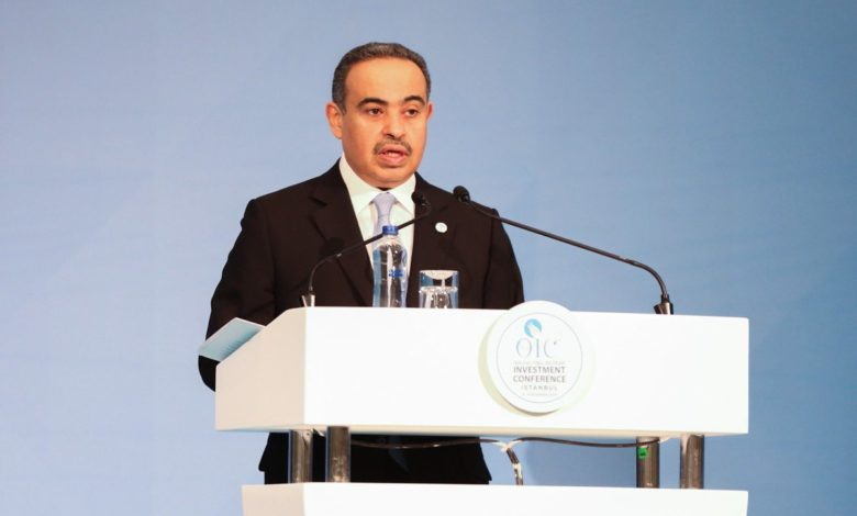 وزير التجارة والصناعة القطري علي الكواري يتوقع عدم تفاقم تأثير وباء كورونا على الاقتصاد العالمي