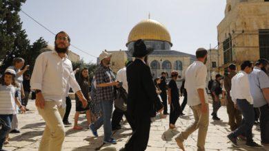 تقرير إسرائيلي: التطبيع مع الإمارات يسمح لنا بالصلاة في الأقصى