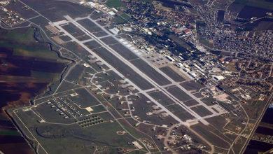 صورة لقاعدة إنجرليك الجوية الأمريكية