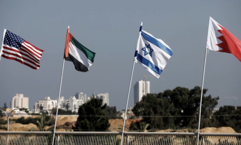 التوقيع الرسمي على اتفاق تطبيع الإمارات والبحرين مع إسرائيل اليوم بواشنطن