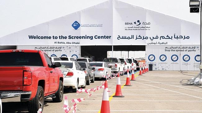 نسبة التعافي من فيروس كورونا تصل 90% في الإمارات و7.5 مليون فحص