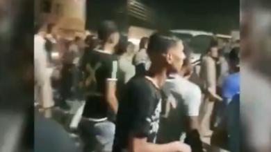 """صورة فيديو: احتجاجات واسعة في محافظات مصر بـ""""جمعة الغضب"""""""