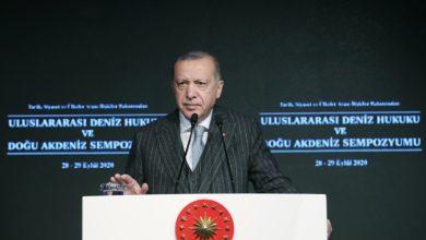 أردوغان يحذر من عملية عسكرية تركية جديدة في سوريا
