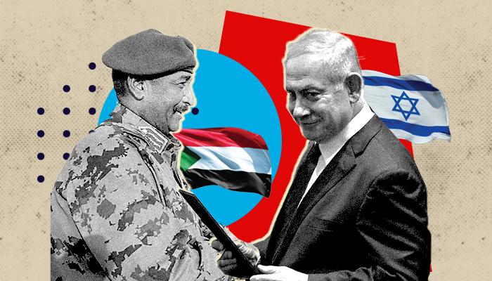 الإذاعة الإسرائيلية: وفد رسمي من إسرائيل زار السودان تمهيدًا لإعلان التطبيع