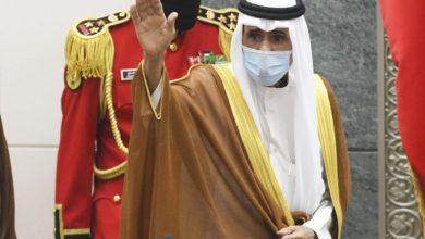 الشيخ نواف الأحمد الصباح أمير الكويت الجديد