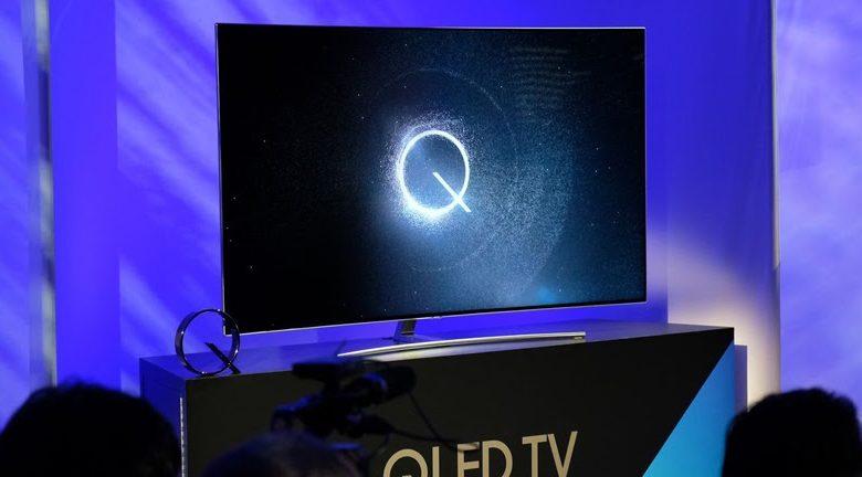 تلفاز من سامسونج يقوم بعمل ميكروفون لمساعد جوجل
