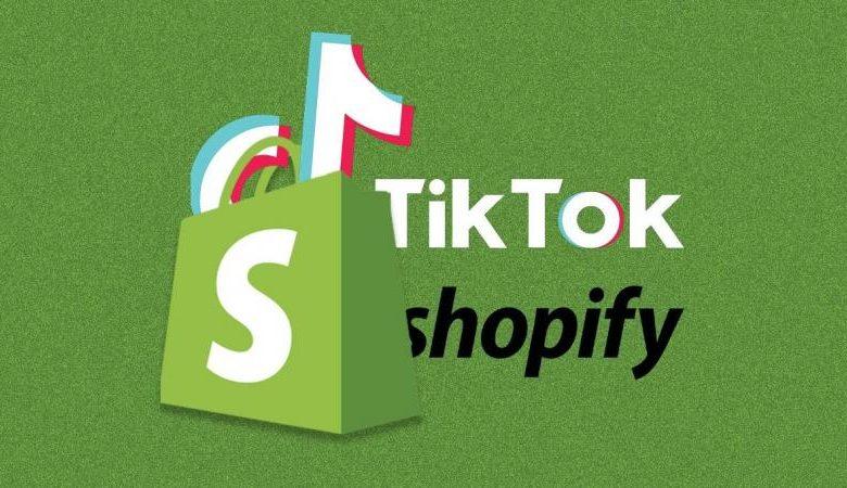 تيك توك تشارك شوبيفاي للدخول في مجال التجارة الإلكترونية الاجتماعية