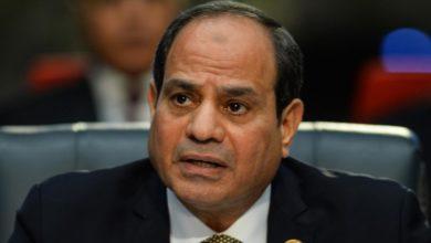 صورة رسالة من 222 نائبًا في البرلمان الأوروبي للسيسي لوقف القمع في مصر