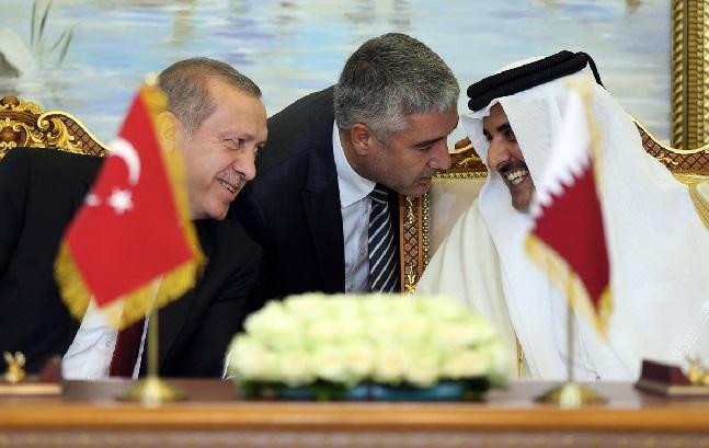 تركيا تستورد المزيد من الغاز الطبيعي من قطر