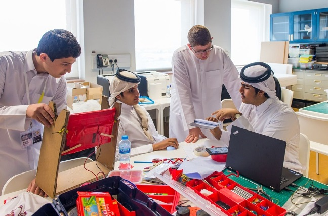 قطر في المركز الثالث عالميًا في ابتكارات الشباب