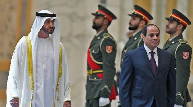 """الإمارات و مصر .. آن أوان مرحلة """"سداد الفواتير"""""""