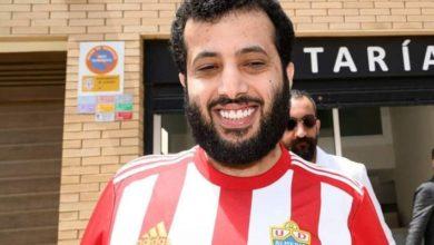 صورة نادٍ في مصر ينهي علاقته برئيس هيئة الترفيه السعودية تركي آل الشيخ