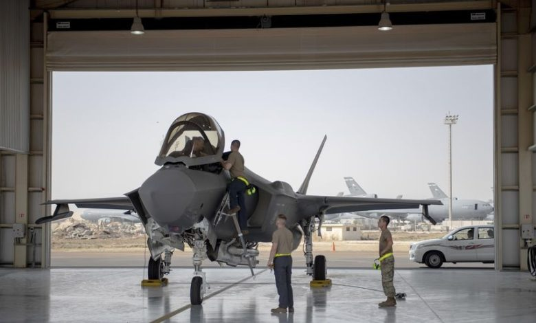 البيت الأبيض يخطر الكونغرس نيته بيع طائرات أف-35 إلى الإمارات