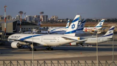 اتفاق أردني إسرائيلي لفتح الأجواء أمام الرحلات الجوية