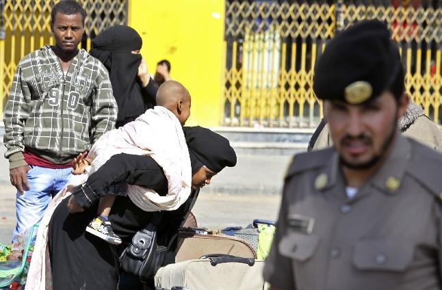 """""""العفو الدولية"""": وفاة 3 أثيوبيين في سجون السعودية"""