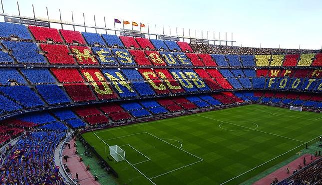 نادي برشلونة يضع خطة خمسية