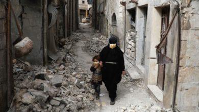 نظام الأسد وروسيا ارتكبا جرائم ضد الإنسانية في إدلب