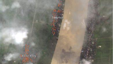 صورة تقرير: أدلة جديدة على هجمات ضد الروهينغا في ميانمار