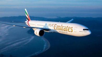 طيران الإمارات وافق على غرامة أمريكية بسبب مخالفتها الحظر الجوي المفروض على إيران