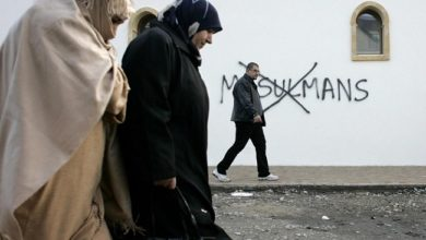 صورة شيخ الأزهر: التصريحات ضد الإسلام دعوة تحريض على الكراهية والعنف