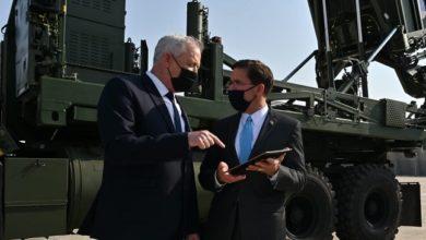 صورة غانتس: الولايات المتحدة ملتزمة بضمان تفوق إسرائيل لعقود قادمة