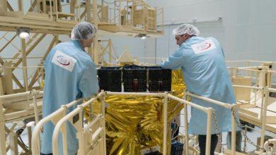 تونس تصنع أول قمر صناعي