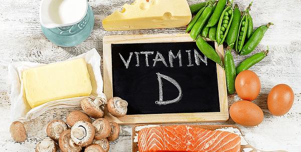 فوائد فيتامين د للرجال