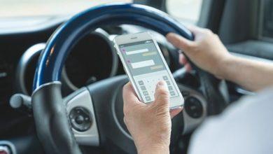 صورة بريطانيا تمنع أي استخدام لـ الهواتف المحمولة عند القيادة