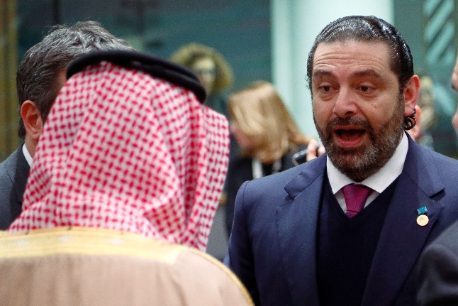 السعودية تريد الحريري فقط لرئاسة حكومة لبنان