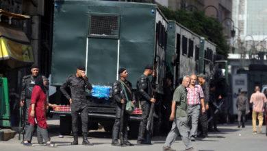 صورة العفو الدولية تدعو مصر لإطلاق سراح المعتقلين بعد احتجاجات سبتمبر