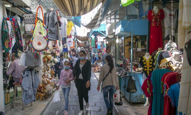 جانب من السياحة في تونس