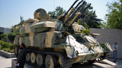 صورة انتهاء حظر الأسلحة المفروض من الأمم المتحدة على إيران