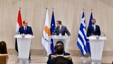 مصر واليونان وقبرص تصعد لهجتها ضد تركيا التي رفضت الاتهامات وانتقدت مخرجات القمة