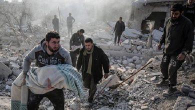 صورة عقوبات أمريكية على 16 شخصاً وكياناً محسوبين على النظام السوري