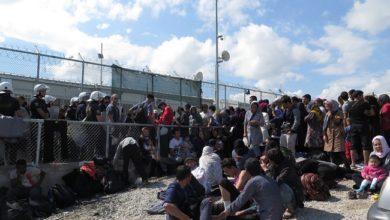 ألمانيا ودول أوروبية استقبلت أكثر من ألف من اللاجئين في اليونان خلال العام الجاري
