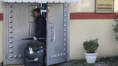 مشاهدة جديدة من موقع اغتيال الصحافي جمال خاشقجي في القنصلية السعودية