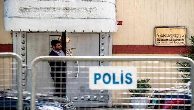 اغتال فريق يقوده مقربون من محمد بن سلمان خاشقجي في قنصلية السعودية في اسطنبول